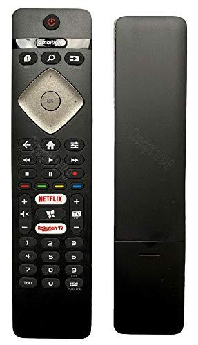 Ersatz Fernbedienung passend für Philips Fernbedienung 996599001511 Remote Control 398GR10BEPHN0017BC