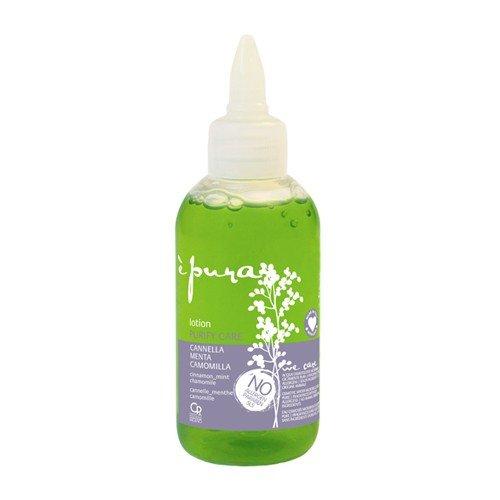 È Pura - Loción de Cuidado Purificante - Tratamiento Purificante Antienvejecimiento para la Piel y el Cabello Dañado y Quebradizo - 150 ml