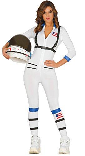 Guirca–Kostüm Erwachsene Astronaut, Größe 36–40(84947.0)