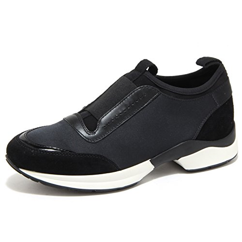 Tod's 6336N Sneaker Pantofola Nero Scarpe Donna Shoes Women [38]