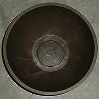 ゼンスイセセランボール(スイレン鉢)サイズ30 チョコレート