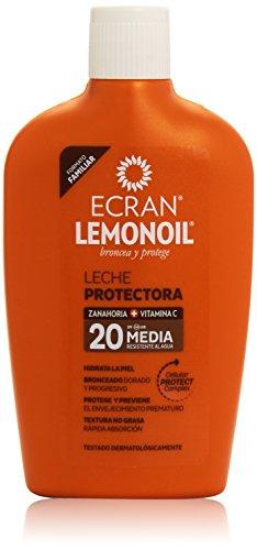 Ecran Lemonoil beschermende melk - wortel + vitamine C SPF20-400 ml