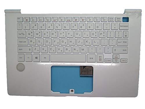 RTDpart - Teclado para portátil LG 14Z970 MBN645862XX 14Z970-G 14Z970-E 14Z970-L 14Z970-T Corea KR con retroiluminación, sin Panel táctil