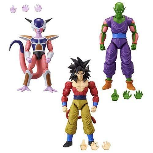 Dragon Ball Super - Dragon Stars Wave 9 - Set of 3 Action Figures
