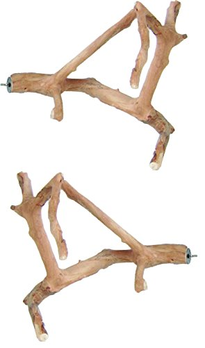 A&E Java Wood Perch
