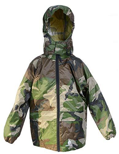 DRY KIDS Packaway Waterproof Jacket