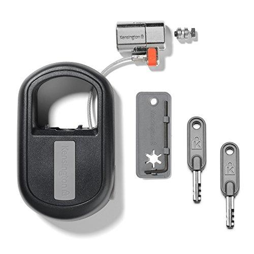 Kensington K64955WW - Candado de Seguridad retráctil con Llave para portátil
