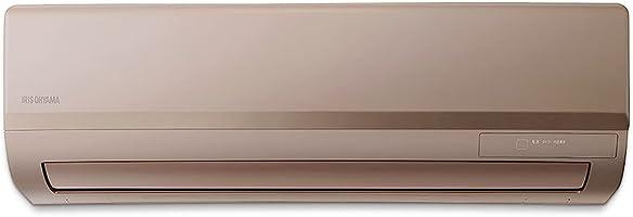 【設置工事費込】 アイリスオーヤマ エアコン 工事込 6畳 2.2kW カラー ゴールド デザイン 内部洗浄機能 省エネ 2021年モデル IRA-2221G 【AC設置】