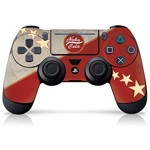 "Controller Gear Officially Licensed Fallout ""Nuka Cola"" PS4 Controller Skin - PlayStation 4"