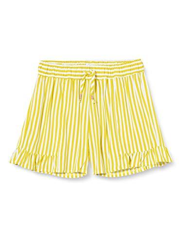 NAME IT Mädchen NKFFAYA Shorts, Aspen Gold, 116