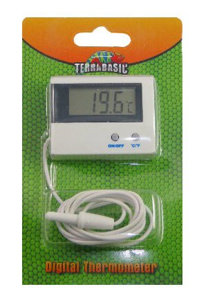 TerraBasic digitales Thermometer