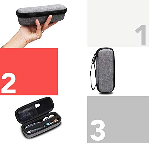 buy  Aproca Hard Carry Travel Case for Keto-Mojo Blood ... Blood Glucose Monitors