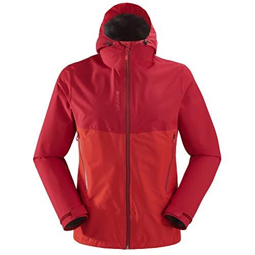 Lafuma - Shift GTX JKT M - Veste Hardshell Homme - Membrane Gore-Tex Imperméable et Coupe-Vent - Randonnée, Trekking, Lifestyle - Rouge/Orange