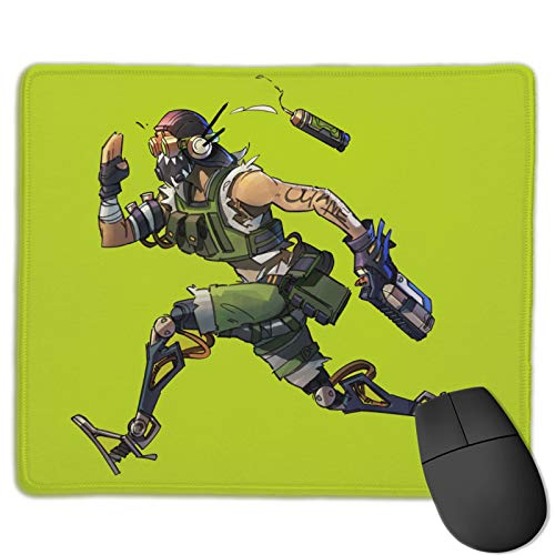 Octane_Apex_Legends Non-Slip Mouse Pad Pro Game Mousepad for Computers, Laptop 11.8 X 9.8 X 0.12 inch Gaming Mousepad