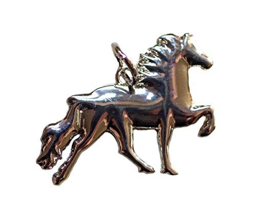 Karlslund Riding Equipment k605 - Pendente Unisex con Cavallo