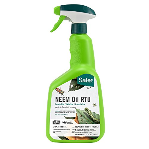 Safer Neem Oil Ready-to-Use Fungicide