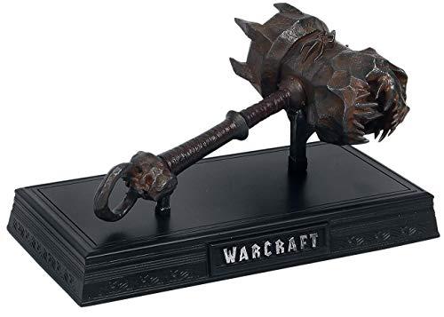Warcraft arma decorativa skullbreaker of blackhand per unisex Standard