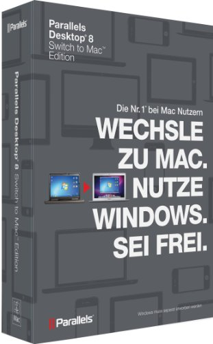 Preisvergleich Produktbild Parallels Desktop Switch to Mac Edition 8.0 Mac