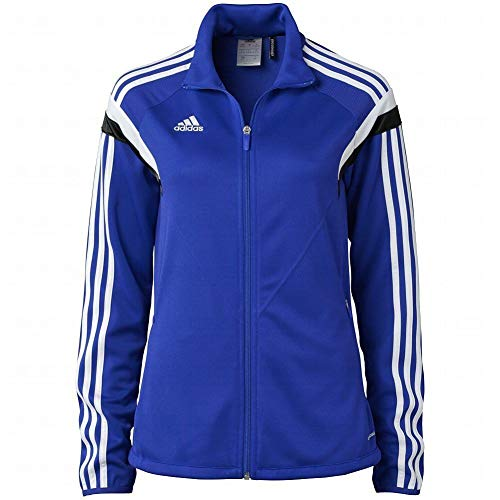 Adidas Condivo 14 Trainingsjacke für Damen, Königsblau Gr. 46, blau