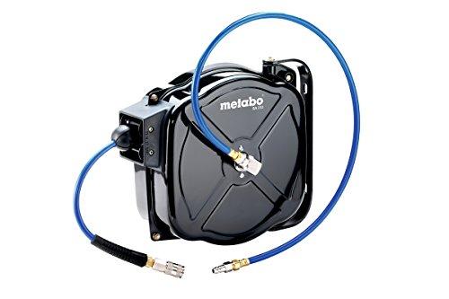 Metabo 628824000 Schlauchaufroller SA 312 (automatisch 8mm, PU-Schlauch 12 m 1/4