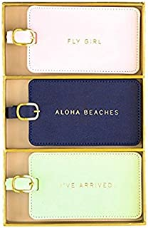 Luggage Tags, Box Set of 3