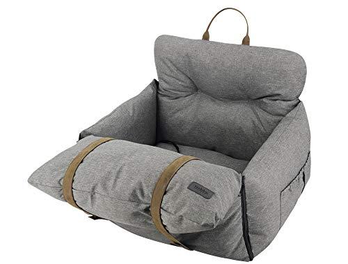 Nobby Komfort Reisebett Bena grau 60 x 50 x 43 cm