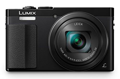 """Panasonic Lumix DMC-TZ70 Appareil-photo compact 12,1 MP 1/2.3"""" MOS 4000 x 3000 pixels Noir - Appareils photos numériques (12,1 MP, 4000 x 3000 pixels, MOS, 30x, Full HD, Noir)- Version étrangère"""