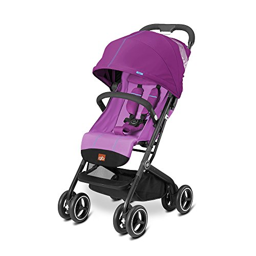 gb Gold Qbit+, Buggy, Kollektion 2017, posh pink