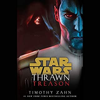 Thrawn: Treason     Star Wars: Thrawn, Book 3              Auteur(s):                                                                                                                                 Timothy Zahn                           Durée: 14 h     Pas de évaluations     Au global 0,0