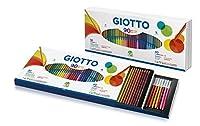 Giotto Stilnovo e Turbo Color pastelli e pennarelli, Assortiti, 257500 #1