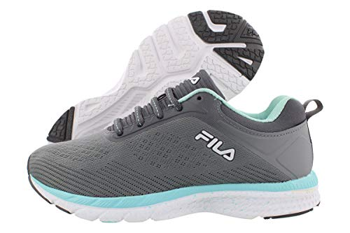 Fila Memory Outreach Running Womens Shoes Size 6 Grey