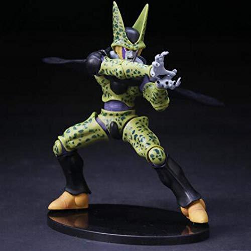 CXNY 17cm Dragon Ball Z Cell Figura de acción Colección de PVC Figuras Juguetes brinquedos Coleccionables
