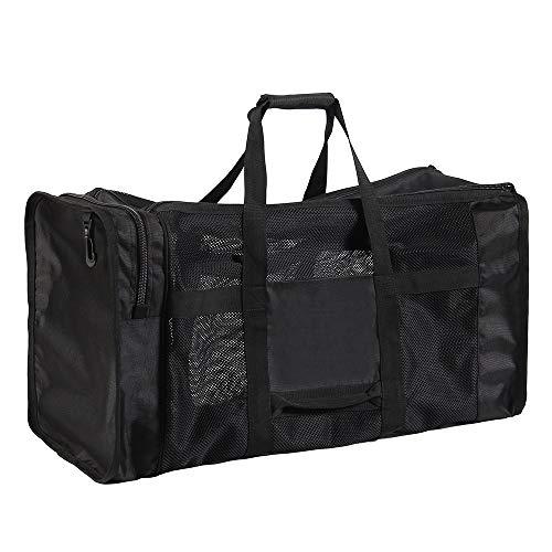 Duffle Bag Outdoor Waterproof Swimming Bags 100l Mesh Duffle Gear Diving Bag