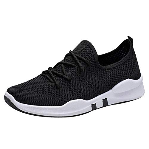 Sport Freizeit Schuhe Herren | Holeider Sneaker Männer Laufschuhe Sportschuhe Mode | Flacher Mund Low-Top Turnschuhe Freizeitschuhe Atmungsaktiv Bequem Fitnessschuhe,