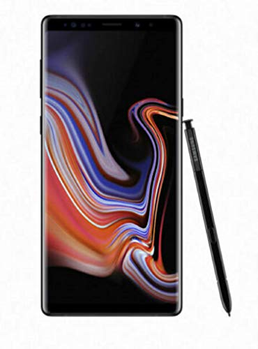 Samsung Galaxy Note 9 Factory Unlocked Phone with 6.4' Screen and 128GB (U.S. Version), Midnight Black