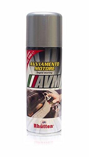 Rhutten 261518 Spray Avviamento Motore, 200 ml