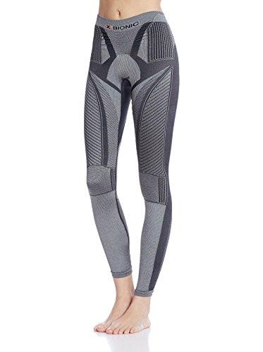 X-Bionic Pantalon Technique Radiactor Acier/Noir l/XL
