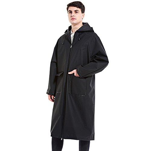 CHENSHJI mannen regenjas mannen en vrouwen outdoor rugzak Tarps opvouwbare dunne jas van high-end volwassen regenjas gaan uit op een regenachtige dag