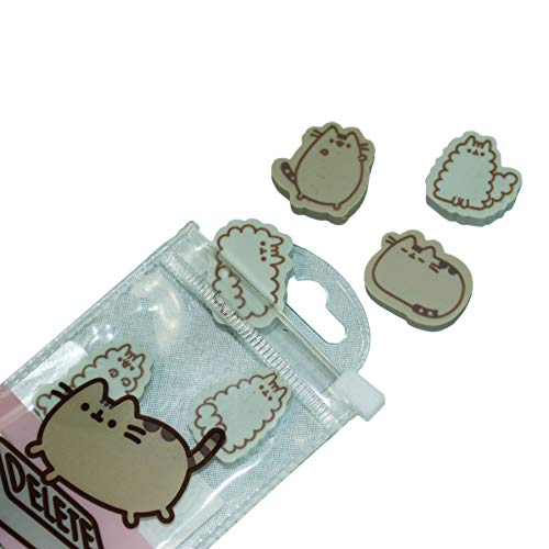 Pusheen - Radiergummi Set - 8 Stück - Sweet & Simple