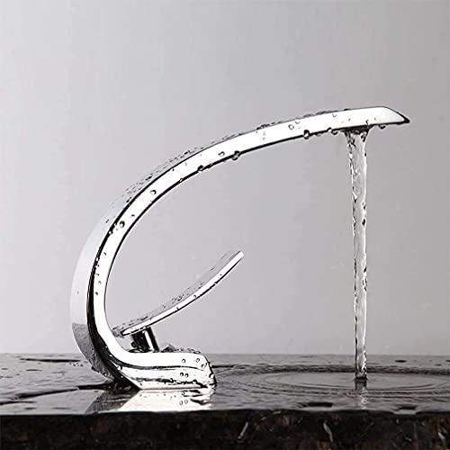 Cromo Grifo de Lavabo de baño Grifo del Lavabo Grifo Mezclador Grifo de latón Grifo de Lavabo de los grifos para el baño
