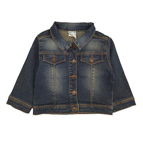 Top Top Baby-Jungen arrake Jacke, Blau (Tejano 30), 92 (Herstellergröße: 24-36)