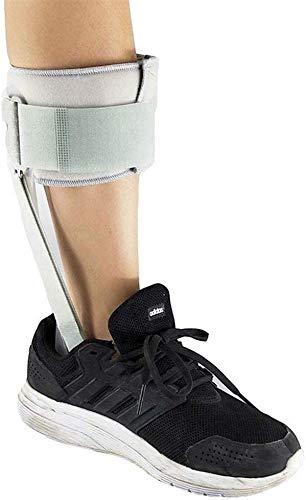 Wxnnx Soporte para ortesis de pie de tobillo – AFO Brace – Férula de soporte para pie caído – Corrección postural de pie