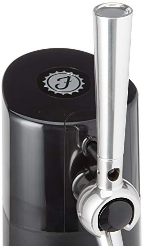Fizzics FZ403 Draftpour Beer Dispenser, Standard Carbon