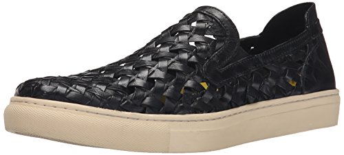 Donald J Pliner Men's Karter Sneaker, Black, 10 M US
