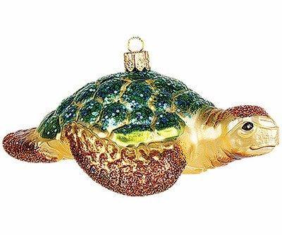 Gartenschätze Christbaumschmuck Tannenbaumschmuck Wasserschildkröte 1409