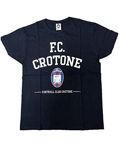 T-Shirt Uomo F.C. Crotone Abbigliamento Ufficiale Calcio PS 22407-XL