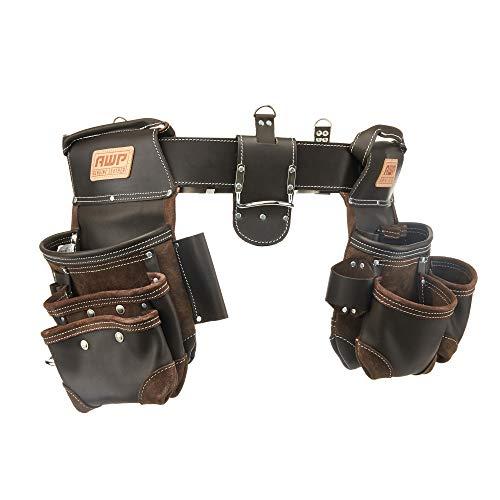 AWP TrapJaw Oil-Tan Leather Tool Rig (L-903-1)