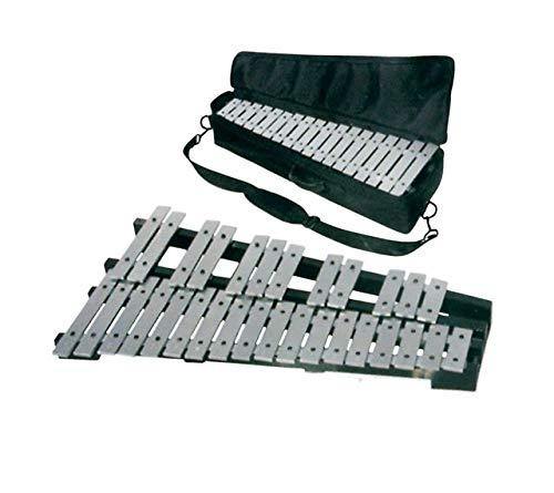 Metallofono glockenspiel xilofono cromatico 30 note professionale Soundsation SG30N