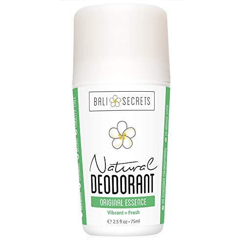 Bali Secret's Natural Deodorant