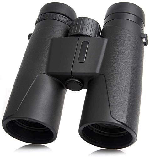 Catalejos de Gran Alcance, 10X42 Mini telescopio binoculares portátil de Alta Potencia para Viajes Profesionales Trabajo de Campo HD Shimmer Telescopio de observación de Aves, 10X42